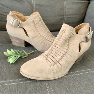 Franco Sarto Great Seppia Women's Ankle Boots